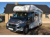 2015 Fiat AUTO TRAIL IMALA 715 4 Berth Motorhome For Sale.French Bed.