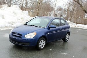 2007 Hyundai Accent, 75000 km and inspected