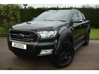 2018 Ford Ranger 3.2 TDCi Wildtrak Double Cab Pickup Auto 4WD 4dr Pickup Diesel