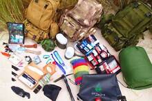 Only 40 left!! Adventure pack!! Survival kit bug out essentials.. Golden Grove Tea Tree Gully Area Preview
