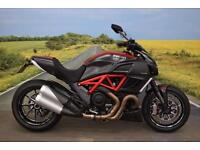 Ducati Diavel Carbon **ABS, Fly Screen, Tail tidy, Brembo Brakes, Tank Pad