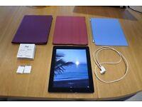 iPad 2 64gb wifi with accessories