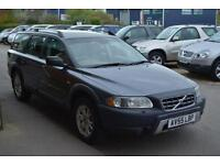 2005 VOLVO XC70 2.4D SE Lux Geartronic Auto 4X4, 7 SEATER