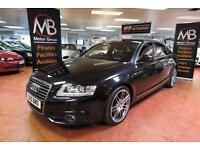 2010 AUDI A6 2.0 TDI 170 Le Mans Multitronic Auto Sat Nav Bluetooth Full Leather