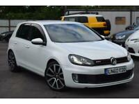 2011 Volkswagen Golf GTI ADIDAS EDITION FULLY SERVICED 55K MILES FSH PEARL WHITE