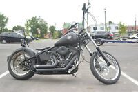 Harley-Davidson night train bobber / Échange