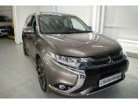 2016 Mitsubishi Outlander 2.0 PHEV GX4h 5dr Auto 5 door Estate