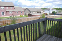 *SOUND PROOF*2 Balconies( 1 Month FREE) 2 bedrooms at each end 2