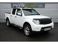 2007 Nissan Navara Double Cab Pick Up 2.5dCi 169 4WD seeker styling edition 5...