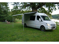 Mercedes-Benz Sprinter/ AB Racecruiser, Race van, Motocross for sale