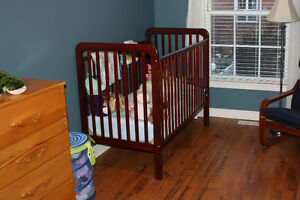 Children tricycles, cars, toys and a crib for sale!