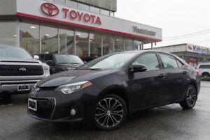 2015 Toyota Corolla SE Upgrade