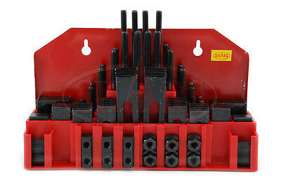 916 52 Pcs 12 -13 Clamping Kit Bridgeport Mill Set