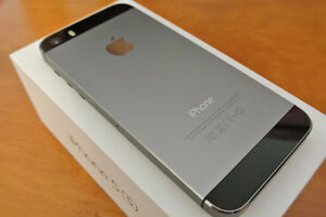 Iphone 5S 16gb Silver VIRGIN MOBILE