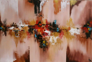 Abstract paintings 24x36 inches on Canvas