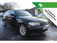 2006 56 BMW 116 1.6 i ES in Black FULL SERVICE HISTORY