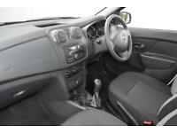 2015 Dacia Sandero 1.2 16v Ambiance 5dr Petrol white Manual