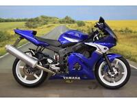 Yamaha YZF-R6 **Tail Tidy, Braided Hoses, Seat Cowl**