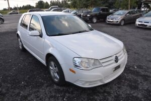 2008 Volkswagen City Golf Automatic, air conditioning, sunroof