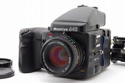 Пленочные фотокамеры =TOP MINT Mamiya 645
