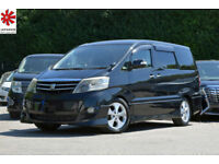 2007 (57) TOYOTA ALPHARD MS Premium Selection ll Automatic MPV 8 Seater MPV