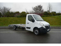 2012 Vauxhall Movano RECOVERY TRUCK CAR TRANSPORTER 2.3 Euro IV LWB