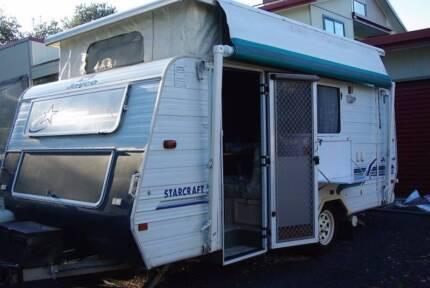 Jayco Starcraft Caravan 1999