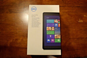Dell Venue 8 Pro + 64Gb SD card