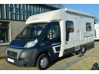 2010 SWIFT ESCAPE 664 FRENCH BED MOTORHOME FOR SALE
