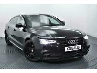 2016 Audi A5 TDI QUATTRO BLACK EDITION PLUS Semi Auto Hatchback Diesel Automatic
