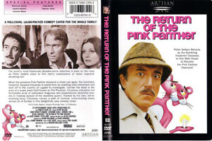 The Return Of The Pink Panther (1975) - Peter Sellers, Christoph