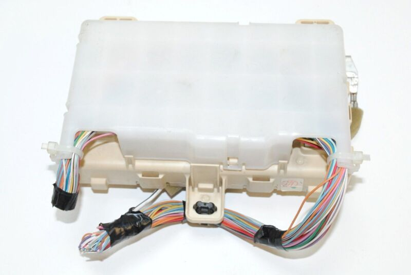 LEXUS RX 300 2007 RHD FUSE BOX WITH HOUSING COVER