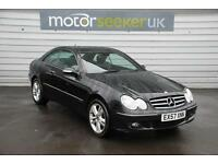 2008 Mercedes Benz CLK 220 CDi Avantgarde Auto no deposit and only 99 a mont...