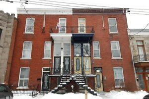 Great Condo heart of Plateau Mont Royal (furnished or not)