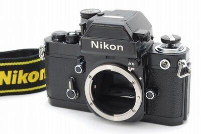 【EXC+++++ No.79xxxx】Nikon F2 AS Photomic Black Final LATE Model DP-12 Japan #576