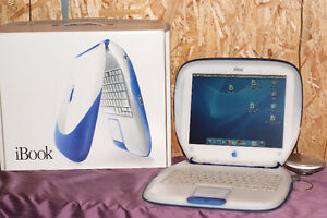 Apple iBook Clamshell