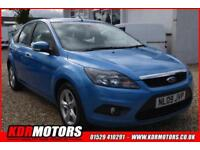 2009 Ford Focus Style Tdci 1.6 FULL SERVICE HISTORY