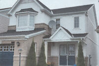Detached house for rent from Nov.01