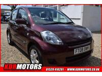 2008 Daihatsu Sirion Se - 1.0L MANUAL - 57K - F/S/H - WAS £2495 NOW ONLY £1995