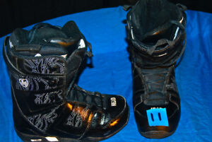 Snowboarding Boots for Sale Like New