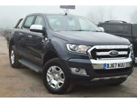 2017 Ford Ranger LIMITED 4X4 DCB TDCI Auto Pick Up Diesel Automatic
