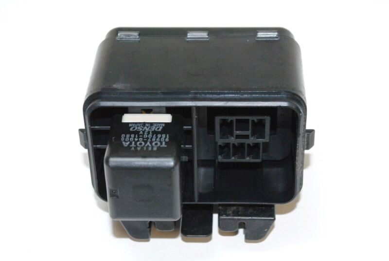 LEXUS RX 300 2007 RHD ELECTRIC RELAY BOX WITH HOUSING