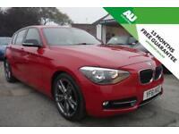 2011 BMW 118D 2.0TD Sport LOW MILES FULL SERVICE HISTORY