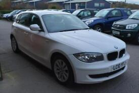 2010 BMW 1 SERIES 118d ES 1 YEAR WARRANTY THE BEST EXAMPLE AVAILABLE