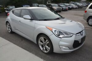 2013 Hyundai Veloster Tech pack, navigation, manual transmission