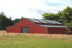 Steel Buildings within all of Canada