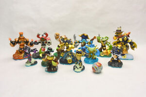 Skylanders Swap Force characters for sale