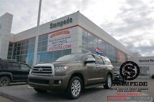 2009 Toyota Sequoia Platinum   -