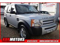 2007 Land Rover Discovery TDV6 GS E4 - AUTOMATIC - 7 SEATER **DEPOSITED**
