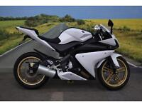 Yamaha YZF-R125 **Tail Tidy, Learner Legal, Excellent Condition**